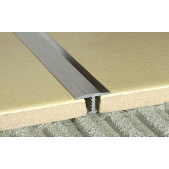Profil fugowy A56 srebrny 2,5 m EFFECTOR
