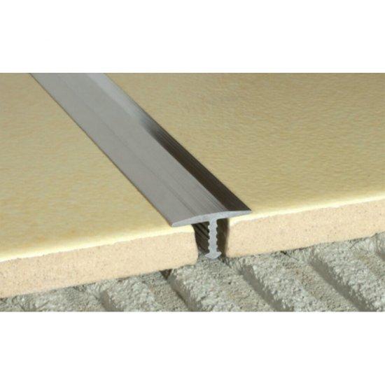 Profil fugowy A55 srebrny 2,5 m EFFECTOR