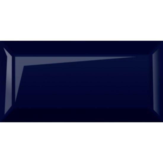 Płytka ścienna METROTILES 3D kobalt połysk 10x20 gat. I