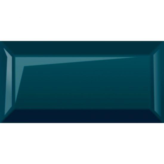 Płytka ścienna METROTILES 3D dark blue połysk 10x20 gat. I