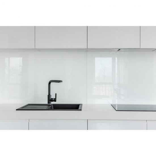 Gres SUPER WHITE polished 60x120 gat. I