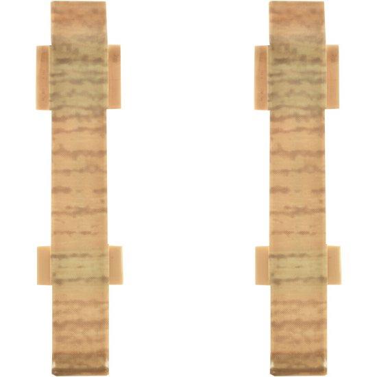 Komplet łączników EVO dąb rustykalny 2 szt. KORNER