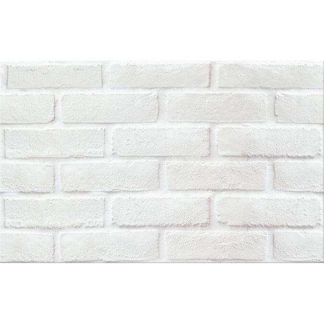 Płytka ścienna VIVIA white struktura mat 25x40 gat. II