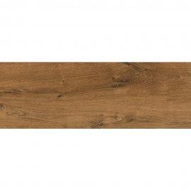 Gres szkliwiony ROVERWOOD CHESTNUT brown mat 20x60 gat. I