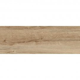 Gres szkliwiony ROVERWOOD NATURAL brown mat 20x60 gat. I