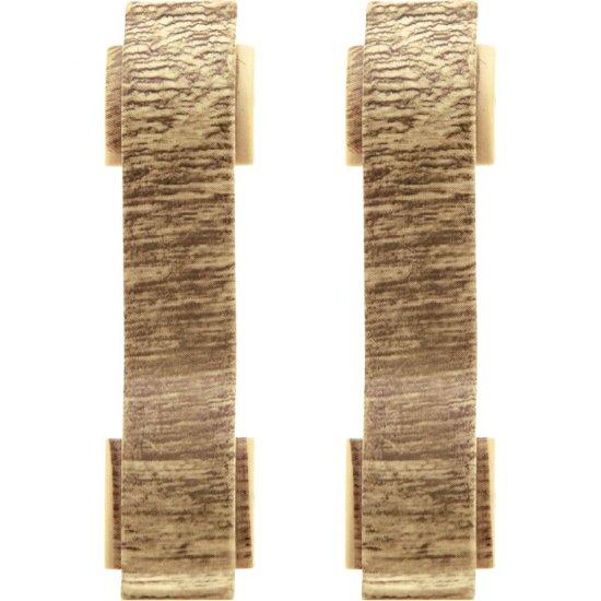 Komplet łączników Perfecta Wood dąb evora 2 szt. KORNER