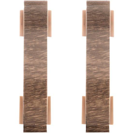 Komplet łączników Perfecta Wood dąb jaspis 2 szt. KORNER