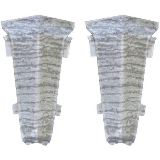 Komplet narożników wewnętrznych EVO dąb jaśminowy 2 szt. KORNER