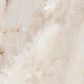 Gres szkliwiony ALABASTRI beige polished 60x60 gat. I