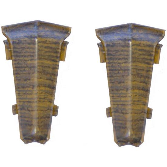 Komplet narożników wewnętrznych EVO dąb leonardo 2 szt. KORNER