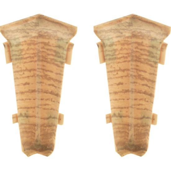 Komplet narożników wewnętrznych EVO dąb rustykalny 2 szt. KORNER