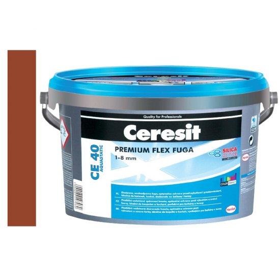 Fuga elastyczna CERESIT CE 40 brown 2 kg