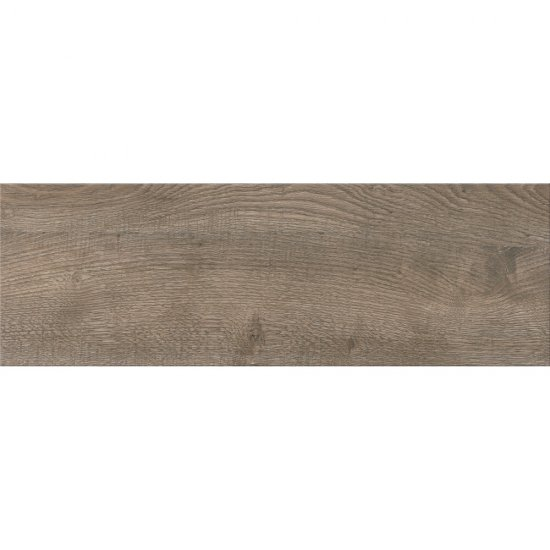 Płytka ścienna SOUL brown wood glossy 25x75 gat. II