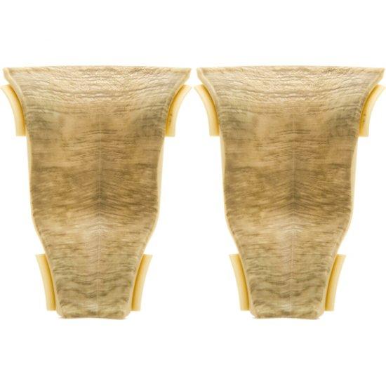 Komplet narożników wewnętrznych Perfecta Wood dąb belweder 2 szt. KORNER