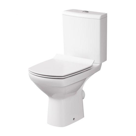 Kompakt WC KOMPAKT 741 CARINA CO 010 3/5L DES CARINA SLIM DUR WO ŁW ONE BUT