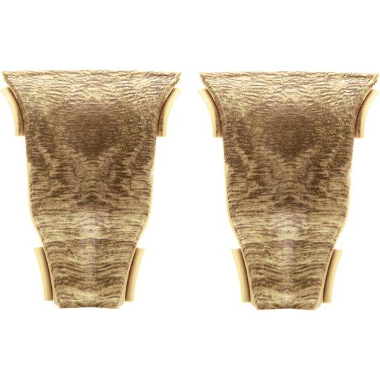 Komplet narożników wewnętrznych Perfecta Wood dąb evora 2 szt. KORNER