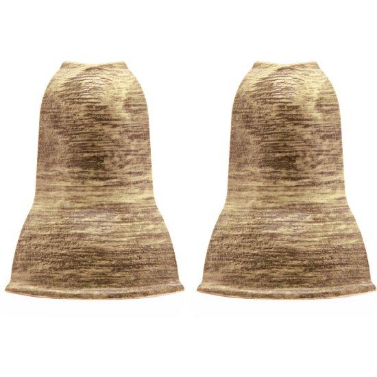 Komplet narożników zewnętrznych Perfecta Wood dąb evora 2 szt. KORNER