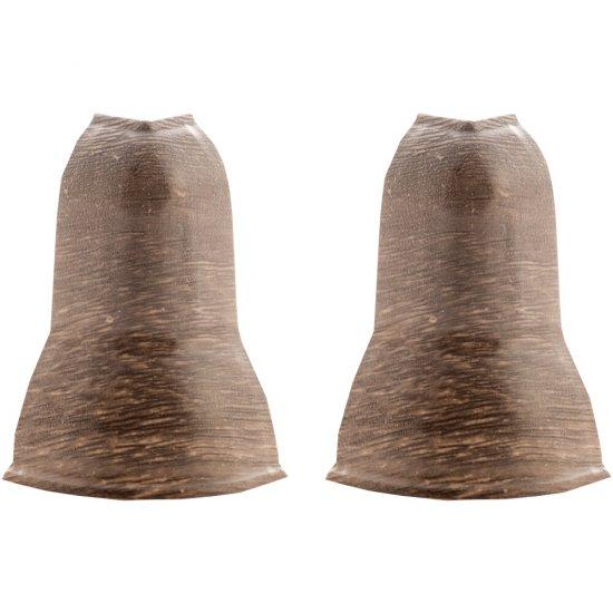 Komplet narożników zewnętrznych Perfecta Wood dąb jaspis 2 szt. KORNER