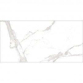Gres szkliwiony SATUARIO SOFT white polished 80x160 gat. I