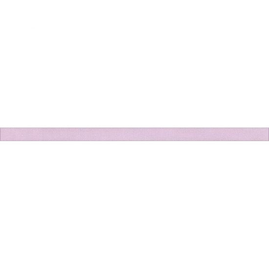 Płytka ścienna listwa CAPRI fiolet glossy 2,5x50 gat. I