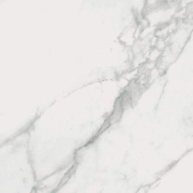 Gres szkliwiony CALACATTA MARBLE biały poler 59,8x59,8 gat. II