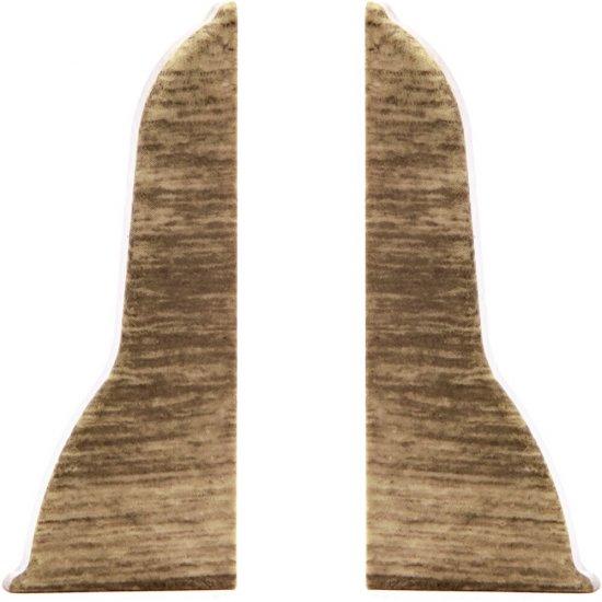 Komplet zakończenia Perfecta Wood dąb evora 2 szt. KORNER