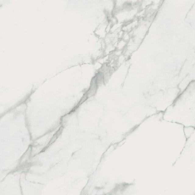 Gres szkliwiony CALACATTA MARBLE biała poler 79,8x79,8 gat. II