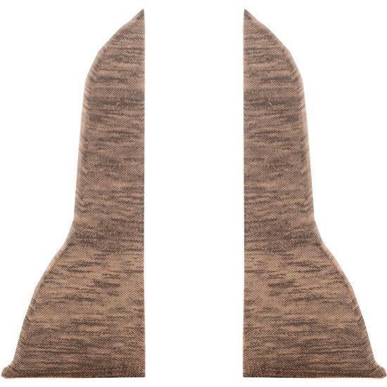 Komplet zakończenia Perfecta Wood dąb jaspis 2 szt. KORNER