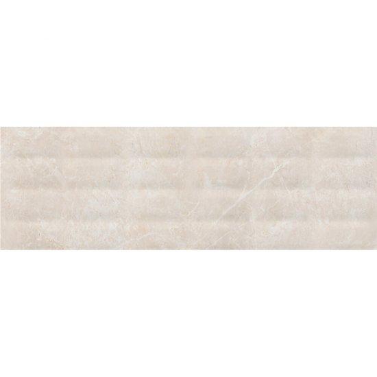 Płytka ścienna SOFT MARBLE cream structure mat 25x75 gat. II