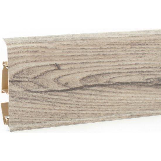 Listwa przypodłogowa EVO dąb jaśminowy 2,5 m KORNER