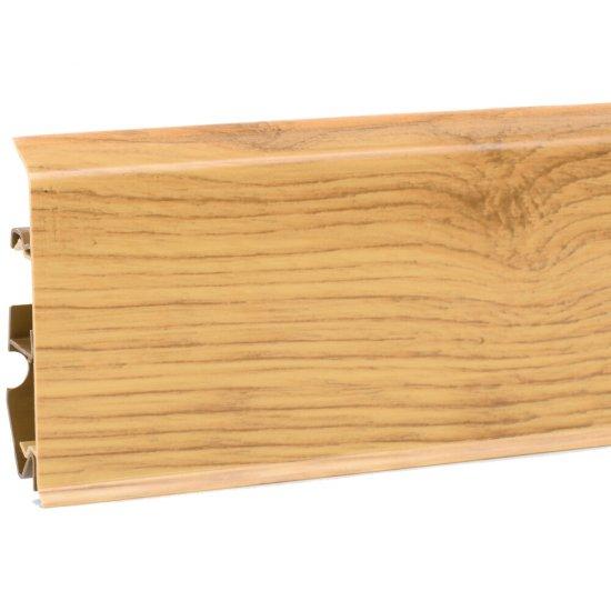 Listwa przypodłogowa EVO dąb rustykalny 2,5 m KORNER