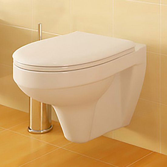 Miska WC podwieszana SET DELFI deska