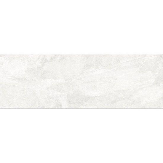 Płytka ścienna STONE FLOWERS grey glossy 25x75 gat. II
