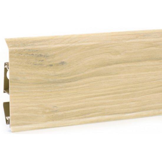 Listwa przypodłogowa EVO orzech secesja 2,5 m KORNER