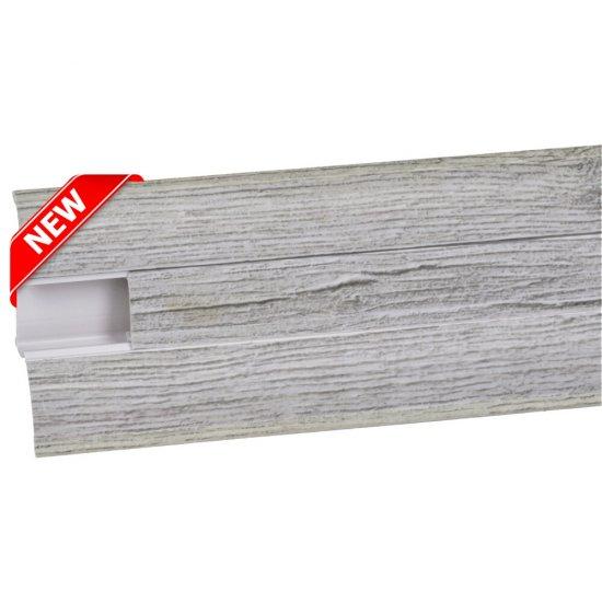 Listwa przypodłogowa Perfecta Wood dąb calisto 2,5 m KORNER