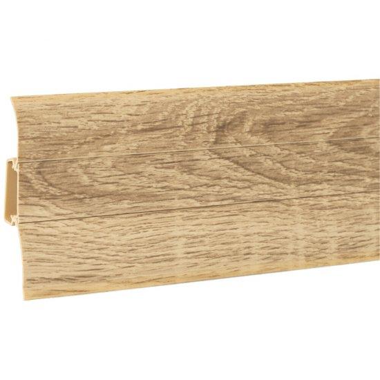 Listwa przypodłogowa Perfecta Wood dąb evora 2,5 m KORNER