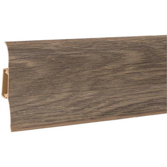 Listwa przypodłogowa Perfecta Wood dąb jaspis 2,5 m KORNER