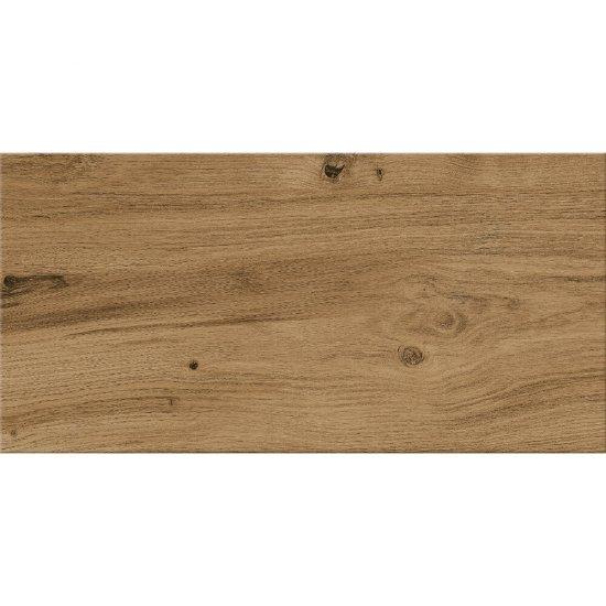 Gres szkliwiony ASHVILLE brown mat 29,7x59,8 gat. II Cersanit