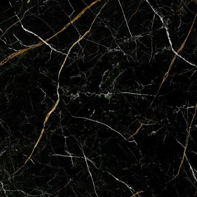 Gres szkliwiony ROYAL BLACK black poler 59,8x59,8 gat. II