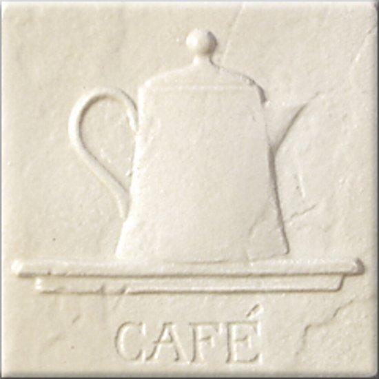 Płytka ścienna inserto AŁTAJ beż classic CAFE mat 10x10 gat. I