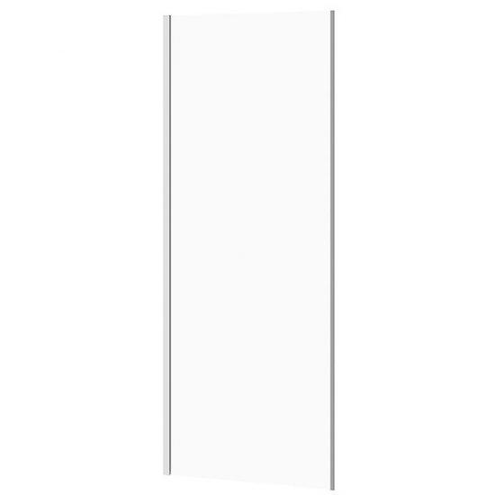Ścianka kabiny prysznicowej CREA przesuwna 80x200 szkło transparentne
