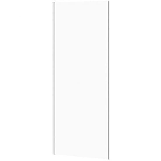 Ścianka kabiny prysznicowej CREA 80x200 szkło transparentne