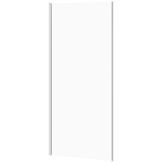 Ścianka kabiny prysznicowej CREA 90x200 szkło transparentne
