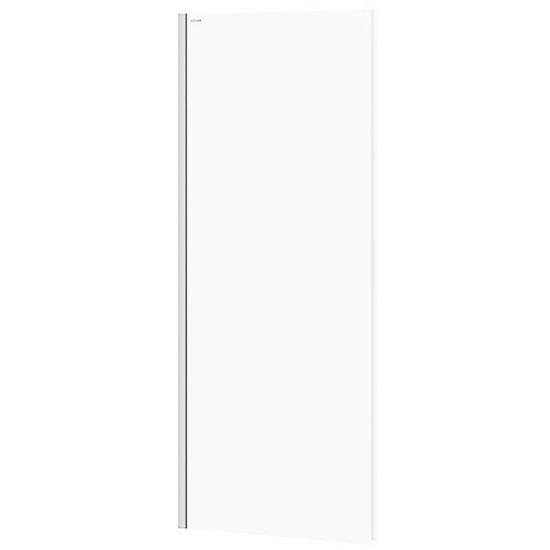 Ścianka kabiny prysznicowej MODUO 80x195 szkło transparentne