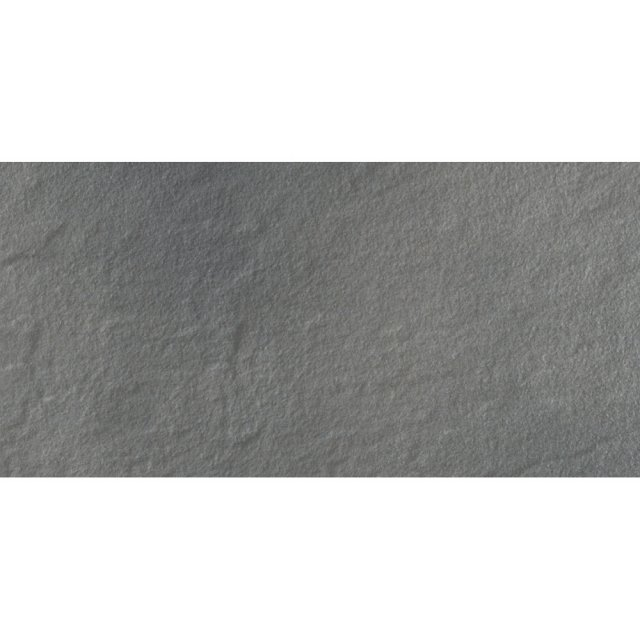 Klinkier podstopnica SOLAR szary structure glossy 14,8x30 gat. II