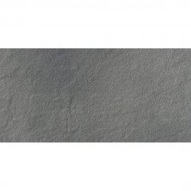 Klinkier SOLAR grey podstopnica struktura połysk 14,8x30 gat. II