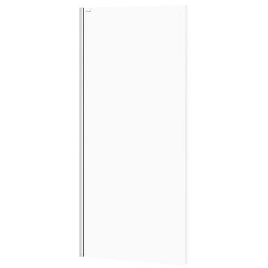 Ścianka kabiny prysznicowej MODUO 90x195 szkło transparentne