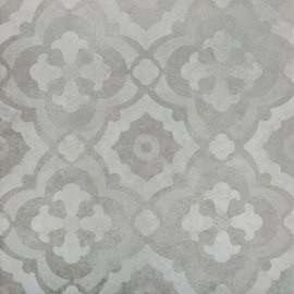 Gres szkliwiony PATCHWORK GRAPHICS grey mat 29,8x29,8 gat. I Opoczno