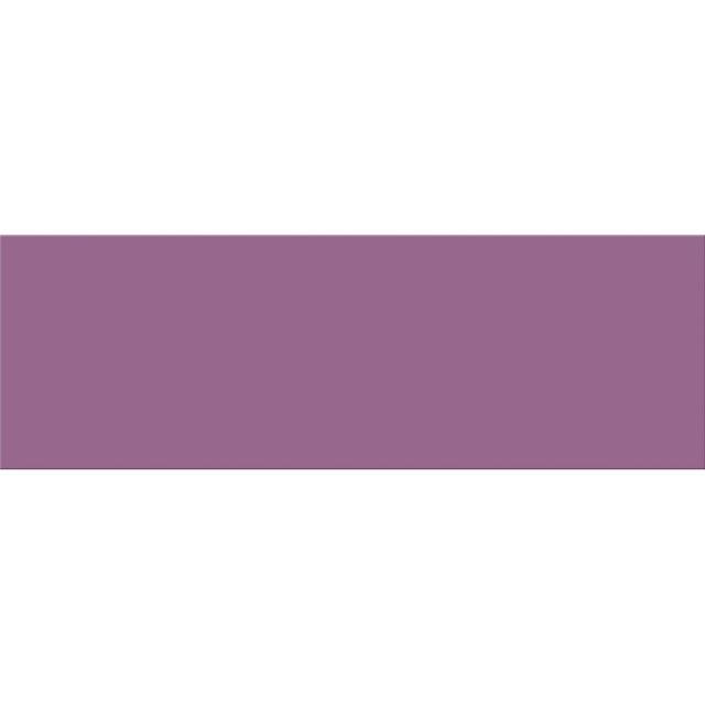 Płytka ścienna VIVID COLOURS violet glossy 25x75 gat. II