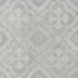 Gres szkliwiony PATCHWORK CONCEPT light grey kobe mat 29,8x29,8 gat. I